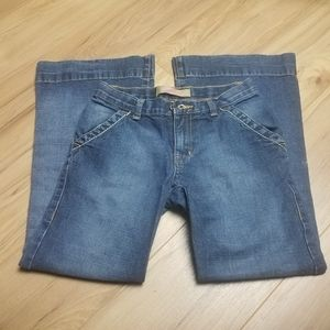 🆕️ OLD NAVY Girls Hipster Flare Sz 10